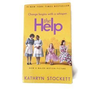 Kathryn Stockett the Help book
